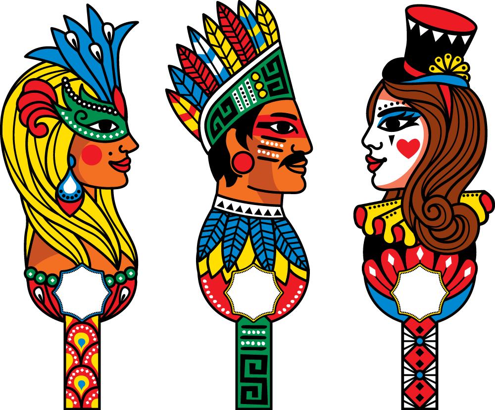 Resultado de imagem para carnaval ilustrações