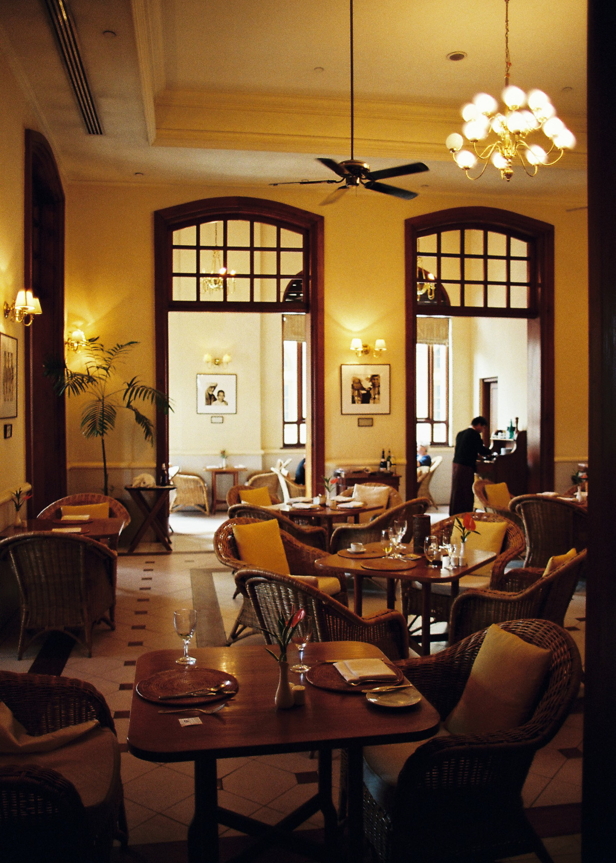 the strand hotel, yangon - far from the maddening crowd